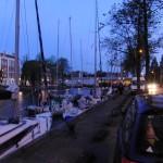 Vor der Spoorbrug Amsterdam