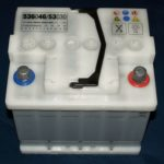 Batterie-Prinzipbild